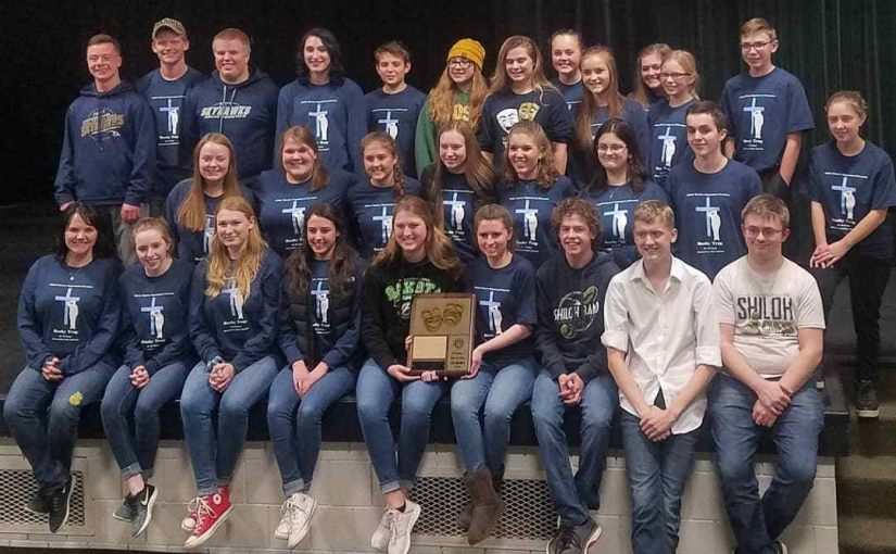 Shiloh Christian claims Region 7 One-Act Title