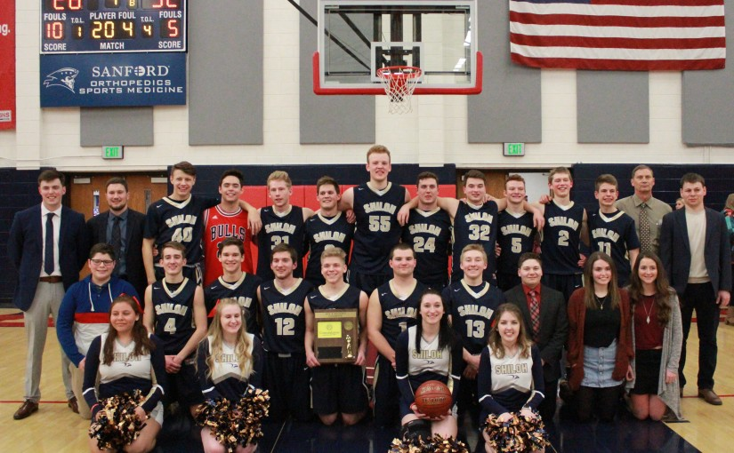 Shiloh Christian claims Region 5 Basketball Championship (Photo Gallery)
