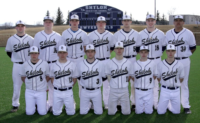 Shiloh Christian vs. Washburn (Baseball Livestream) – 4-18-19